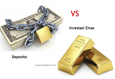 deposito atau investasi emas