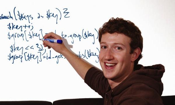 Tips bisnis ala Mark Zuckerberg terbaru
