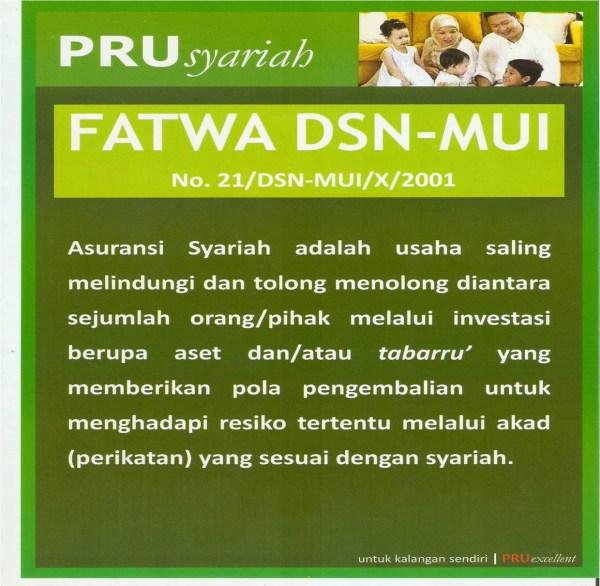 asuransi syariah MUI