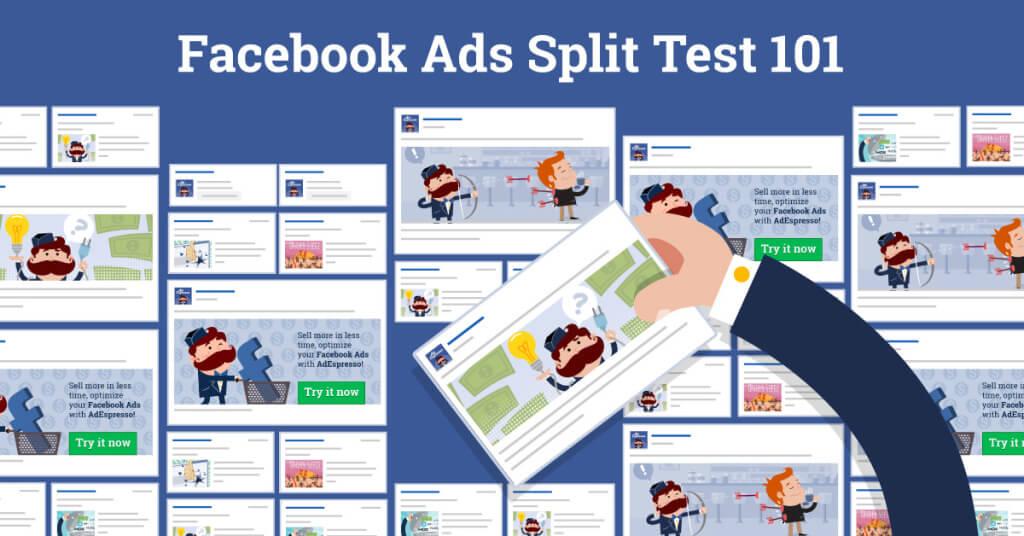 Tes Market facebook ads
