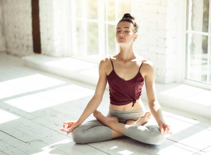 Olahraga meditasi