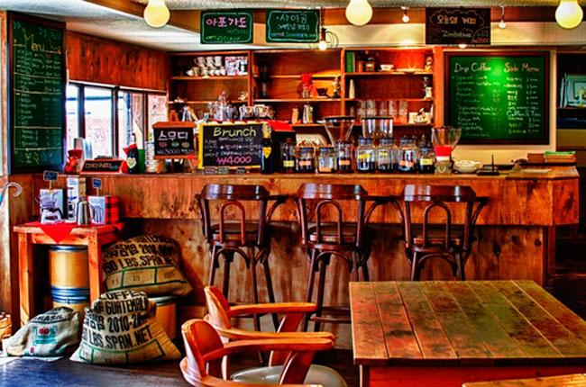 Bisnis Coffee Shop