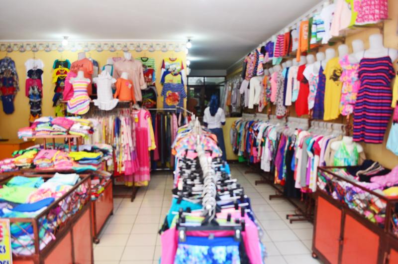 kerjasama toko baju