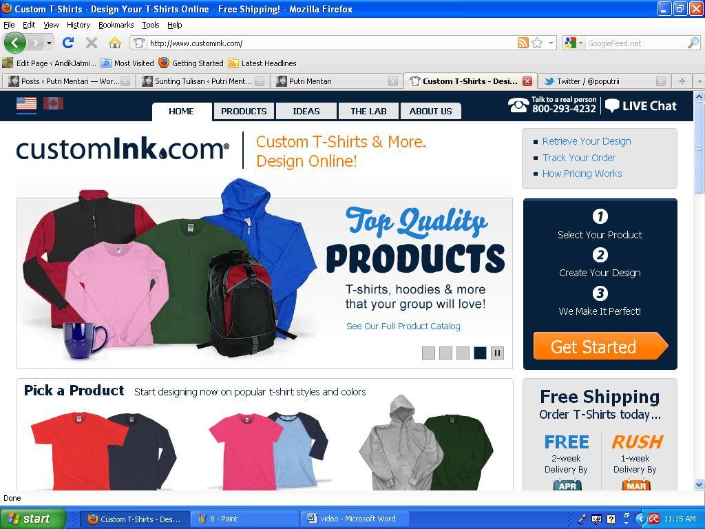 toko online baju