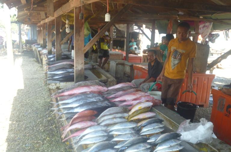 tempat jualan ikan
