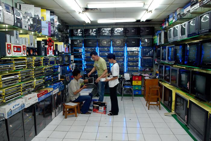 Peluang Usaha Toko Elektronik Dan Modal Yang Dibutuhkan Untuk