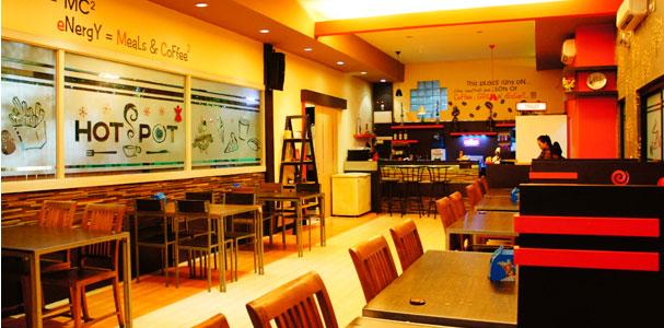 Cafe Hotspot