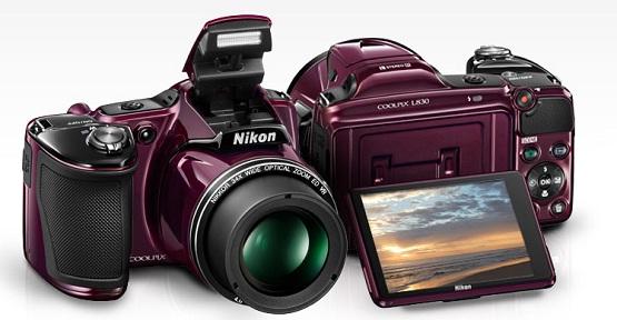 Kamera dengan Resolusi Tinggi
