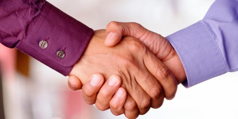 Mencari partner bisnis