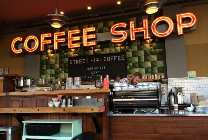 Konsep warung kopi