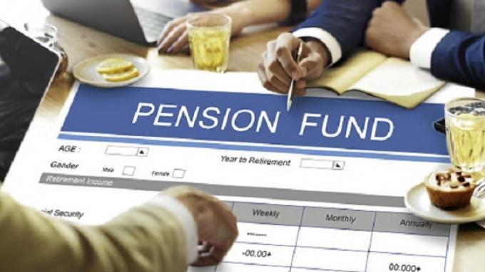 cara menghitung dana pensiun