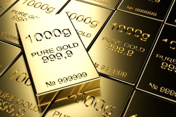 Logam mulia emas