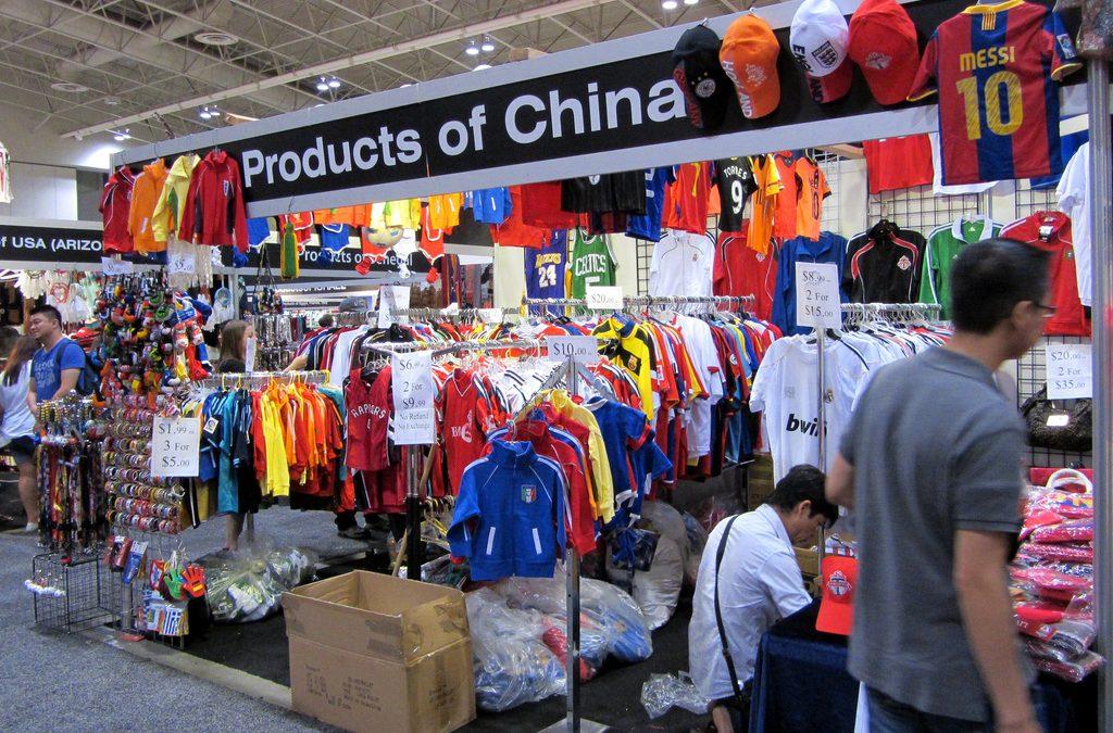 Bisnis Importir Produk China