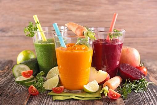 jual jus sayur dan buah