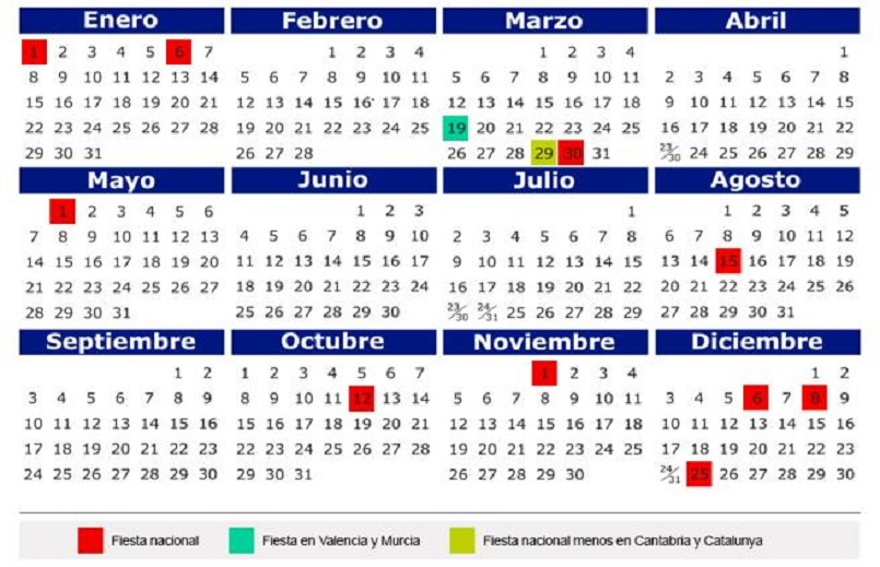 Calendrier De Travail.Calendrier De Travail 2018 Groupe Caral