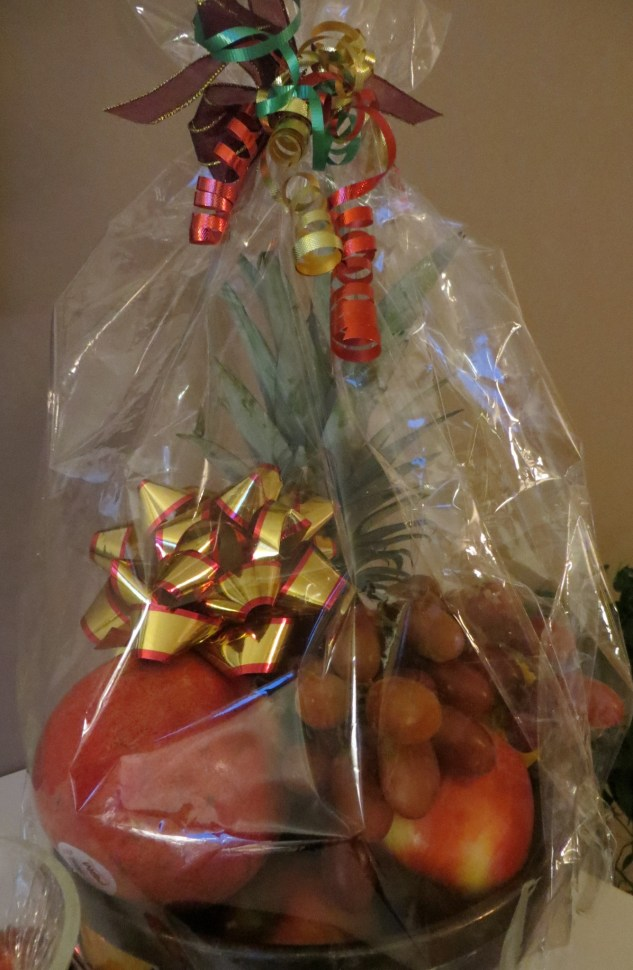 Fruit baskets - great for any occasion