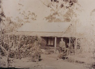 Original family home