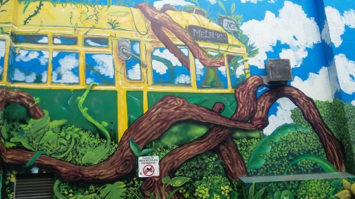 """Melburn"" tram"