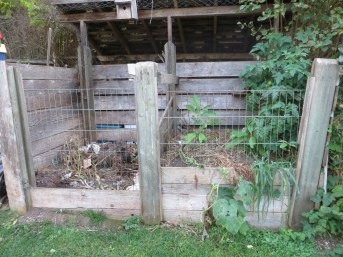 Easy to make & use compost