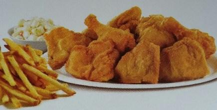 Chicken plus ...
