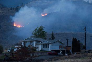 Ashcroft Fire courtesy Toronto Star July 15, 2017 (thestar.com)