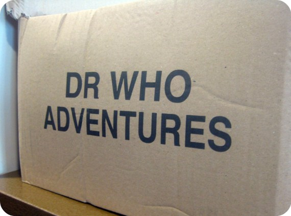 Dr Who Adventures