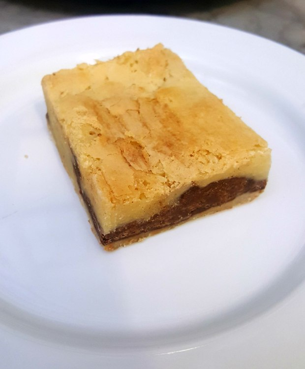 Nutella Blondie