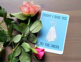 What happens when you have your wedding dress designed for you?