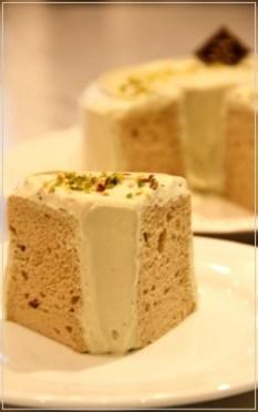 earl grey tea chiffon cake