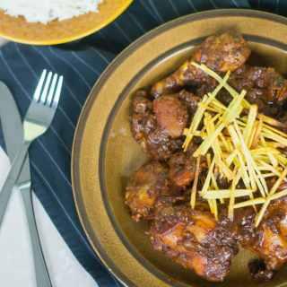 Curry Quest Series #3: Jardaloo Murghi ma Salli