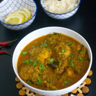 Curry Quest Series #5: Chicken Chettinad
