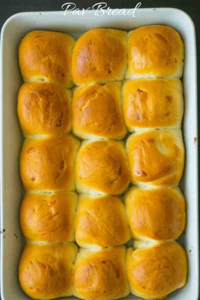 Goan Pav Bread