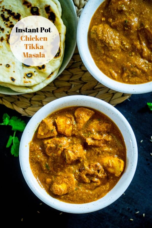 Instant Pot Paleo Chicken Tikka Masala
