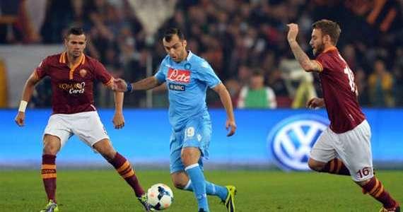CARA MENDAFTAR SBOBET – Roma akan diuji Napoli sebelum ke Allianz Arena