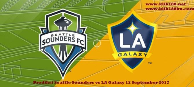 Prediksi Seattle Sounders vs LA Galaxy 12 September 2017
