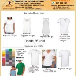Camisetas, Adulto, Niño, Mujer, Unix.