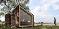 OLGGA; Disguised Log Cabin