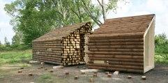 OLGGA, Disguised Log Cabin