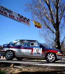 R11 - CARandGAS - RallySprint Canencia 2013