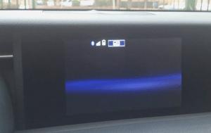 Fallo pantalla Lexus IS 300H
