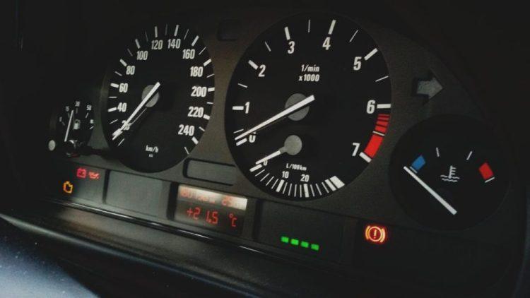 BMW 530 marcador