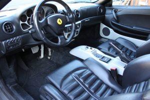 interior Ferrari