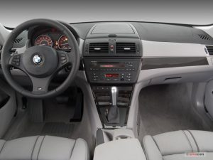 2007_bmw_x3_series_dashboard