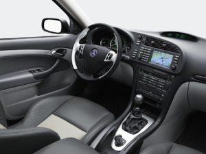 Interior Saab 9-3