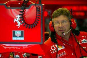 Ross Brawn. Ferrari.