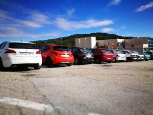Familia GTI Peugeot