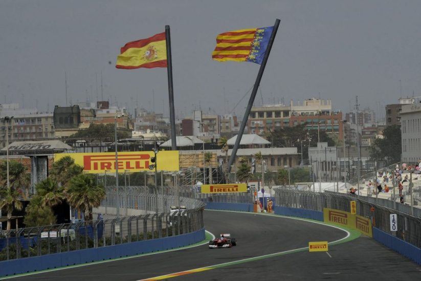 Valencia Circuit - GP Europe