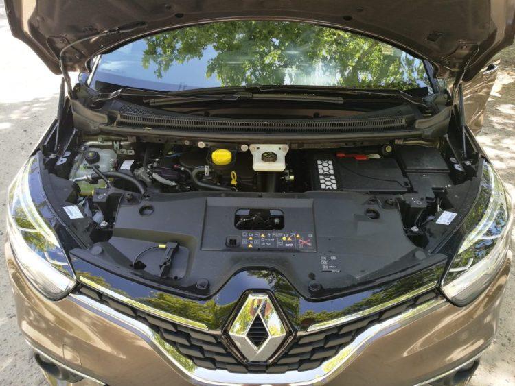 Motor 1.5 DCI 110cv