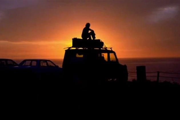 gunther opt 23 anos em uma viagem ao redor do mundo; Conheça a história de Gunther Holtorf e seu Mercedes G Wagen