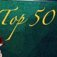 Top 50 Anime